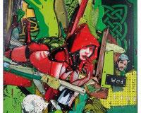 2012-Le-petit-Chaperon-rouge-120x100cm