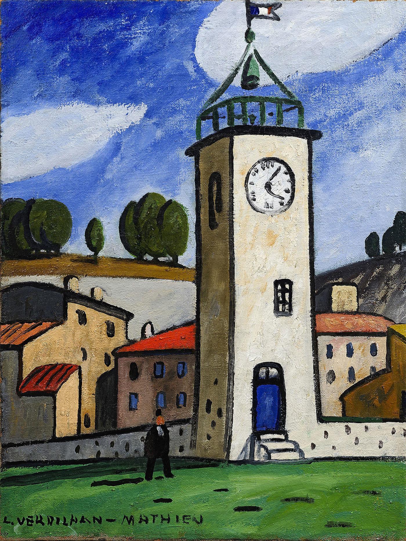 L'horloge de Roquevaire