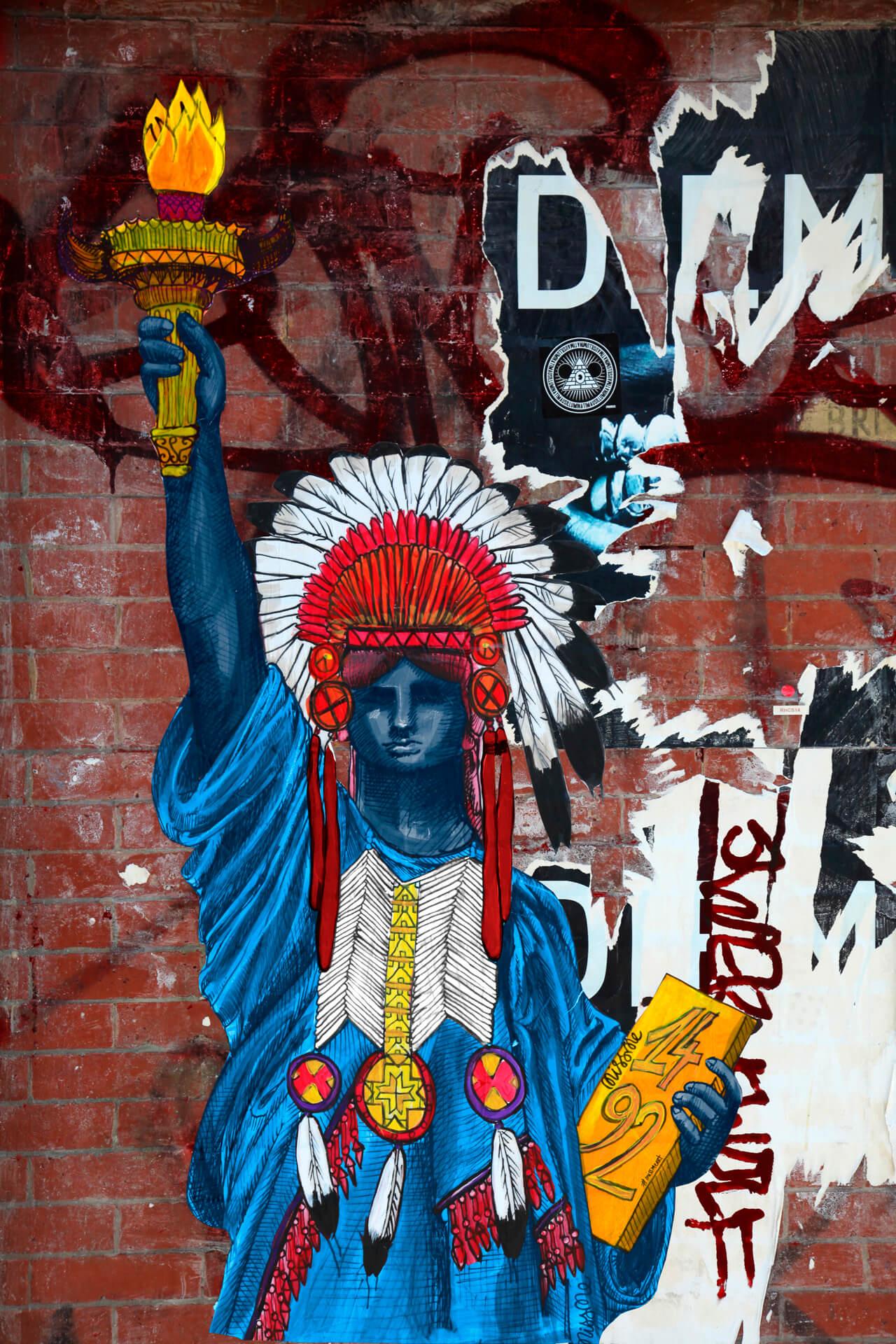 Blue Liberty