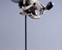 Nicolas Rubinstein.Mickey is also a rat.44x24x23cm.5200Ôé¼