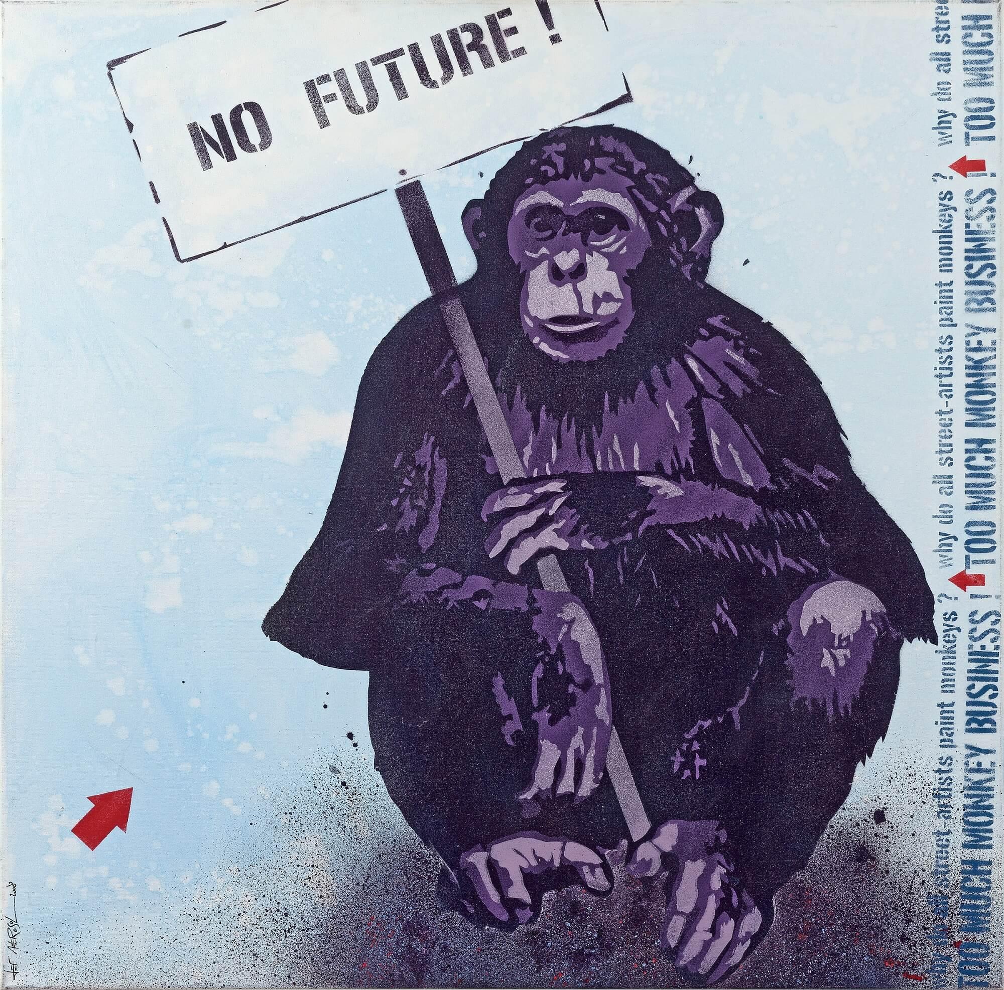 No future – 2008