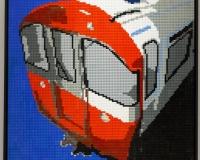 lenz London subway 96x96cm