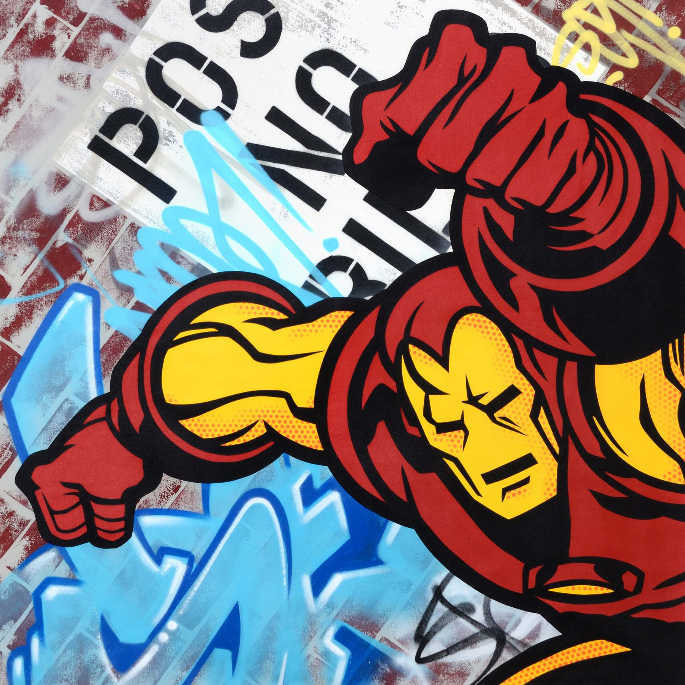 Iron man 2016