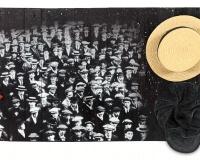 JEF AEROSOL hats & caps palissade 59x100cm