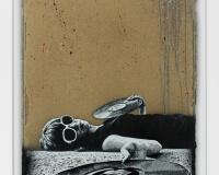 JEF AEROSOL sticky fingers carton 112x71cm