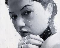 ROSA, huile sur toile 162 x 114 cm 4800Ôé¼