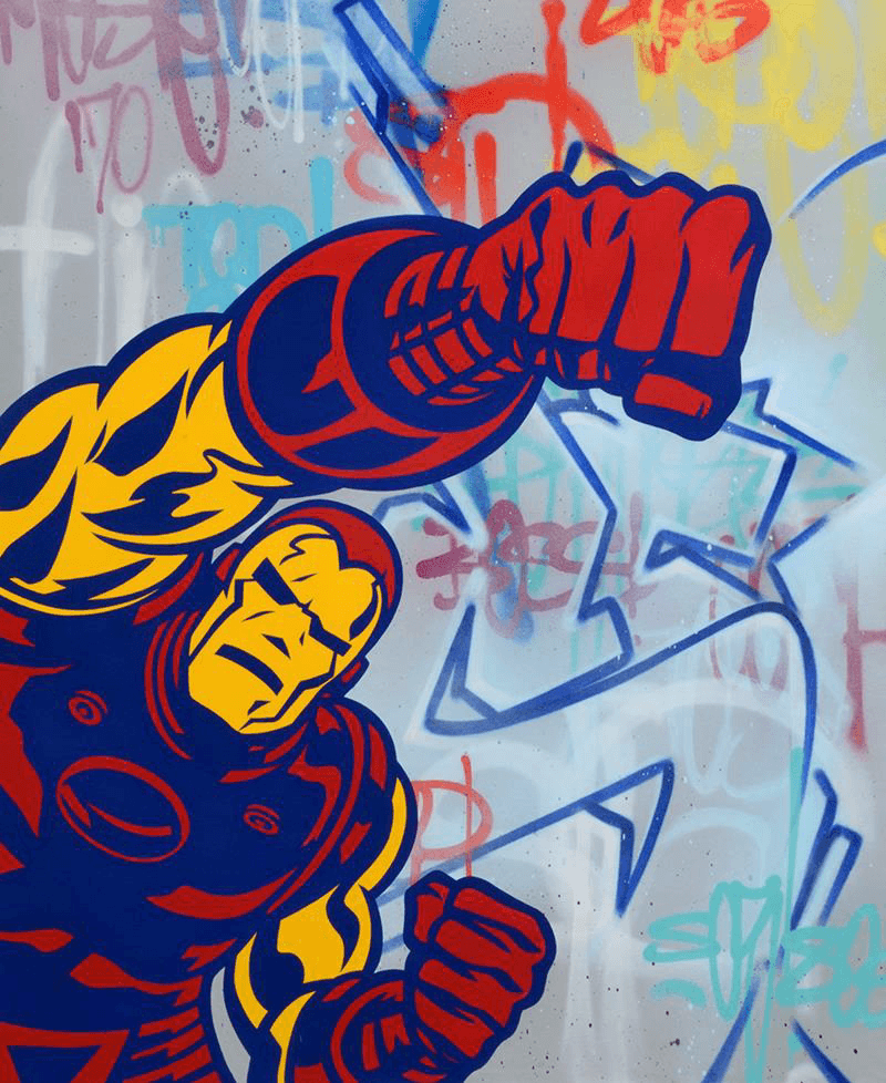 Iron Man – 2016