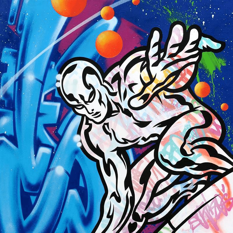 Silver surfer – 2017
