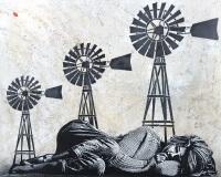 Eolian Dream , 162x130cm - toile 12000Ôé¼