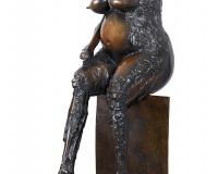 « Ginette » Number EA 1_2 Bronze, 1958 Fondeur Bocquel, 74x71,50x130cm 158000€