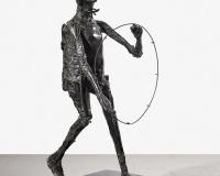 C+®sar bronze 117x60x67 cm Napol+®on jongleur de 1986 5 sur 8 Prix 2400