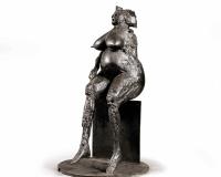 OK C+®sar ginette 2 sur 8 bronze 130x72x70cm 1958 Prix 155000Ôé¼ 2400