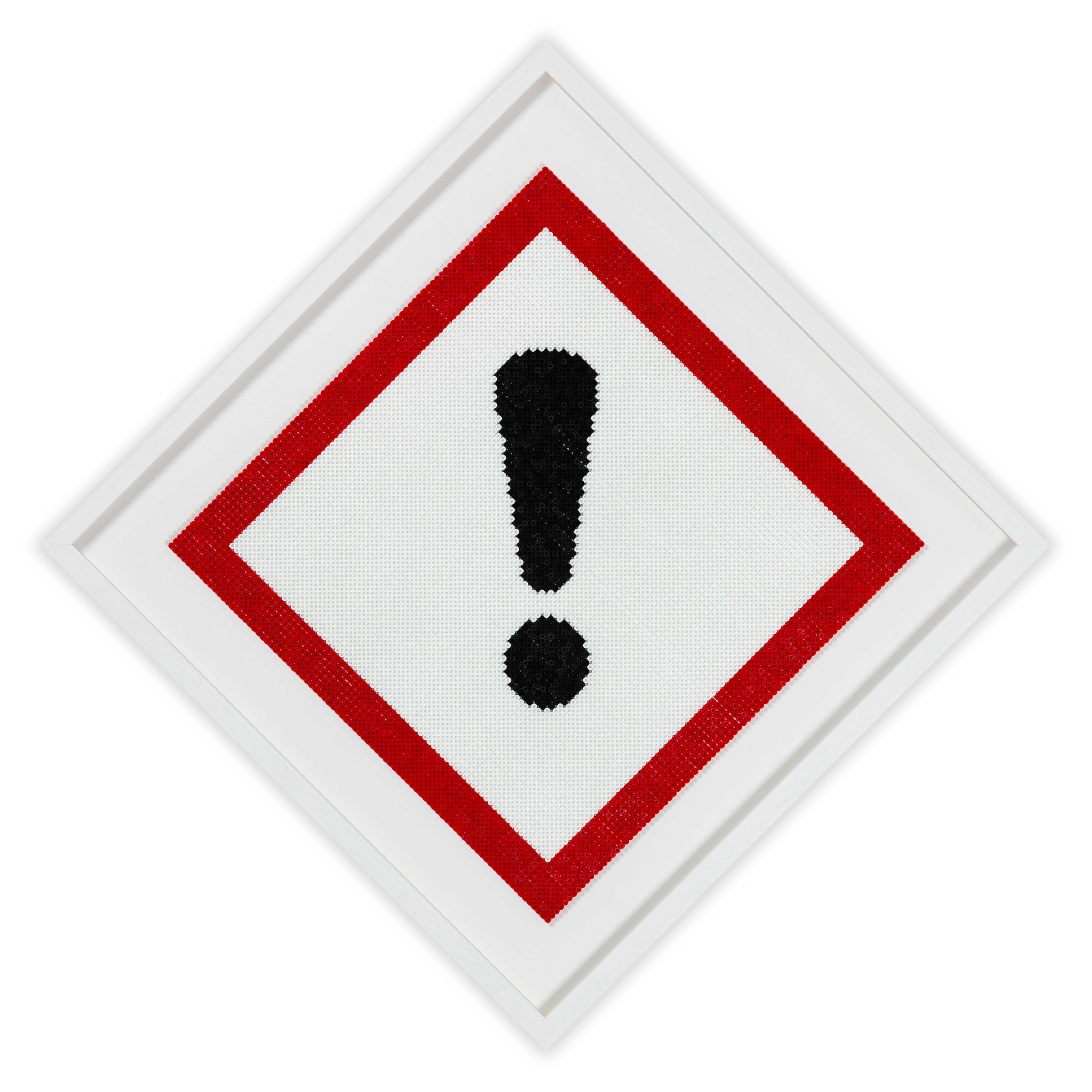 PLASTIC WARNING SIGN 1/4 – 2020