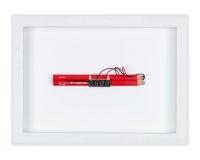Small Dynamite 4_9 techniques mixtes et crayons 21x28x4cm 1300€