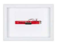 Small Dynamite 6_9 techniques mixtes et crayons 21x28x4cm 1300€