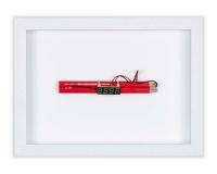 Small Dynamite 8_9 techniques mixtes et crayons 21x28x4cm 1300€