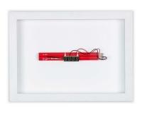 Small Dynamite 9_9 techniques mixtes et crayons 21x28x4cm 1300€
