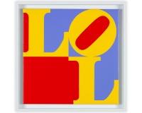 Small LOL 1 acrylique sur toile 50x50x2cm 1800Ôé¼