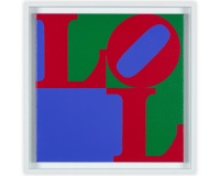Small LOL 3 acrylique sur toile 50x50x2cm 1800Ôé¼